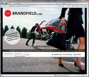 Brandfield Homepage