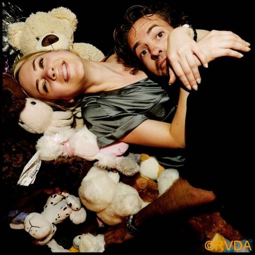 Met socialite Olivier op de foto: Roofdier of knuffelbeest?