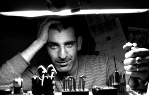 Manuel Bozzi - The Artist