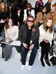 @ Chanel show