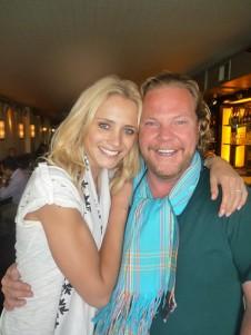 Met Yfke Sturm in favorite 'Pittstop' George
