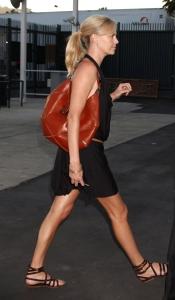 Charlize Theron Prisme Hobo Bag