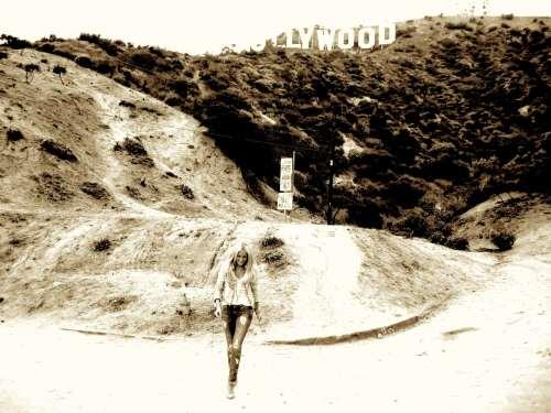 Rocking Hollywood, tijdens shoptripje in favoriete shopstad L.A.