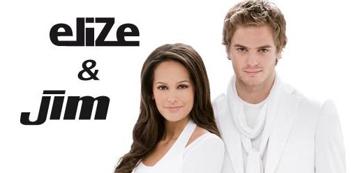 eliZe en Jim zijn ambasadeurs van het haarverzorgings merk Biosilk