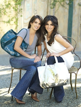 Penelope en Monica Cruz