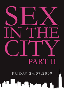 Sex And The City Part II