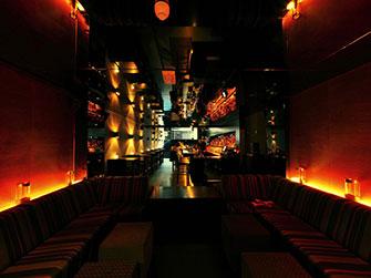 De bar van Marquee