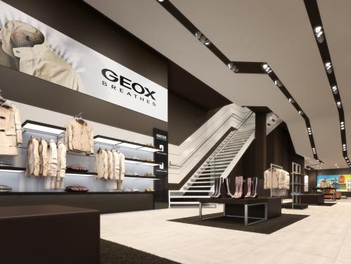 Geox New York 34th Street