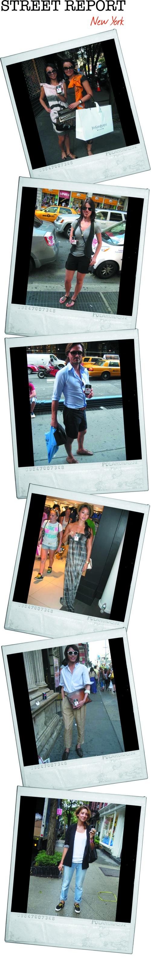 Street Report New York