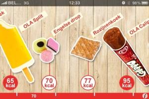 calorie checker ola